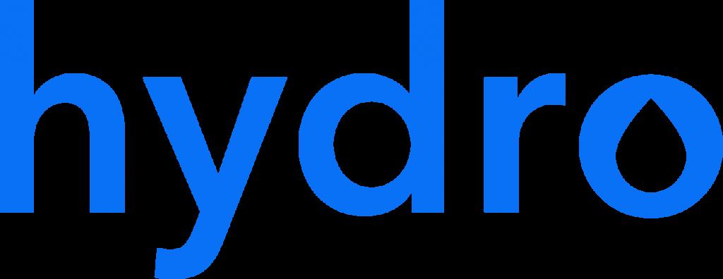 hydro blockchain partnership