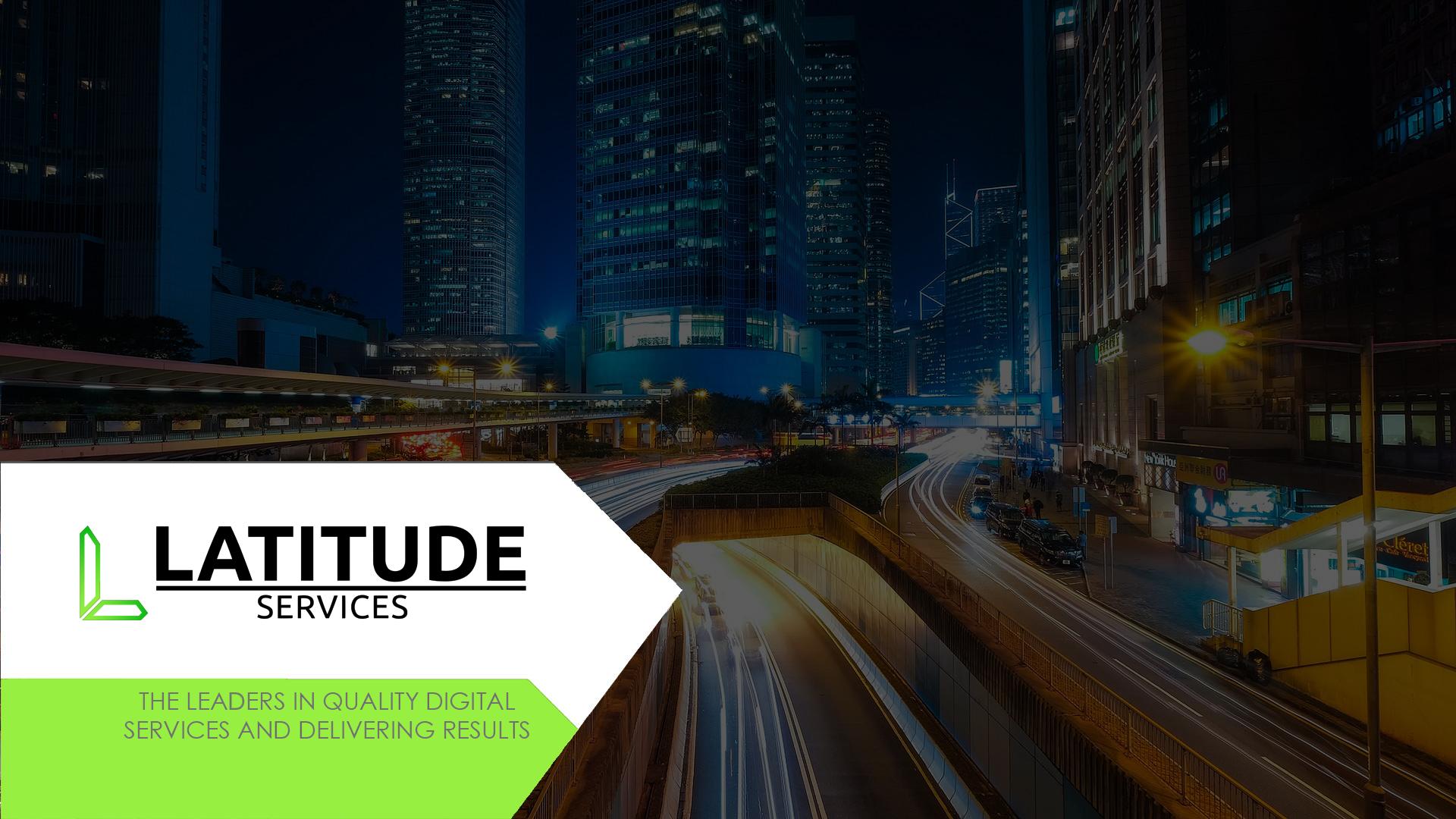 Latitude Services Banner